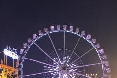 Steiger Riesenrad auf dem Hamburger Frühjahrsdom 2019
