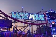 Wilde Maus Hamburger DOm
