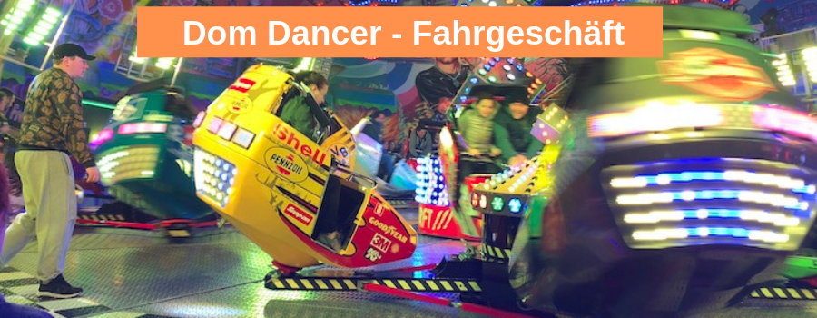 Dom Dancer Hamburger DOm