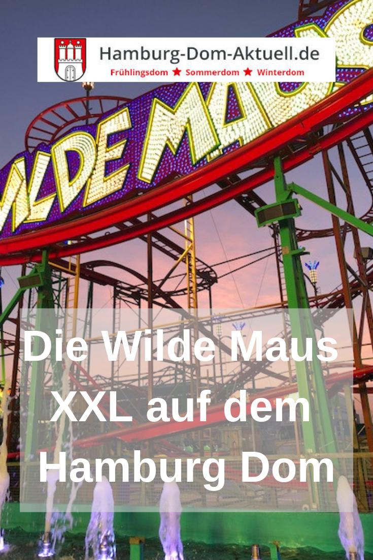 Wilde Maus XXL auf dem Hamburger Dom