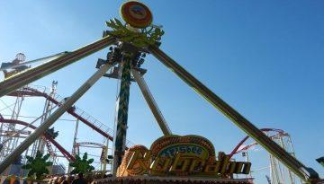 Hamburger Sommerdom 2012 Eindrücke