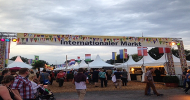 Der Internationale Markt - Sommerdom 2014