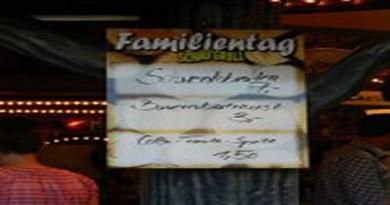 Schaugrill-Angebot