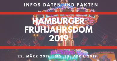 HAMBURGER FRÜHJAHRSDOM 2019