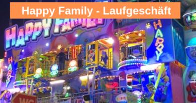 Happy Family Hamburger Dom
