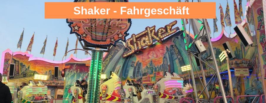 Shaker Hamburger Dom