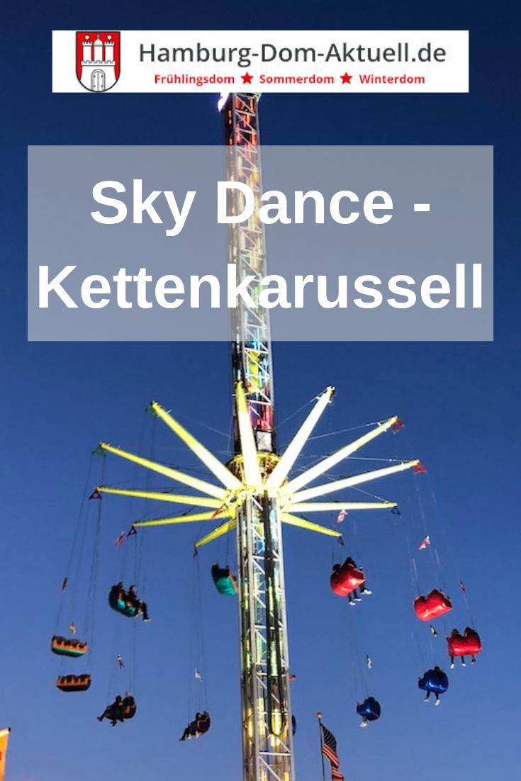 Sky Dance - Das Kettenkarussell auf dem Hamburger DOM