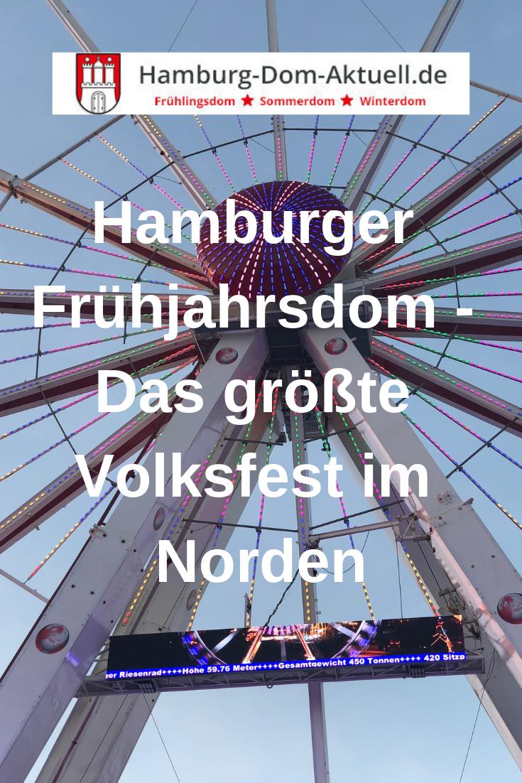 Hamburger Frühjahrsdom Das größte Volksfest im Norden