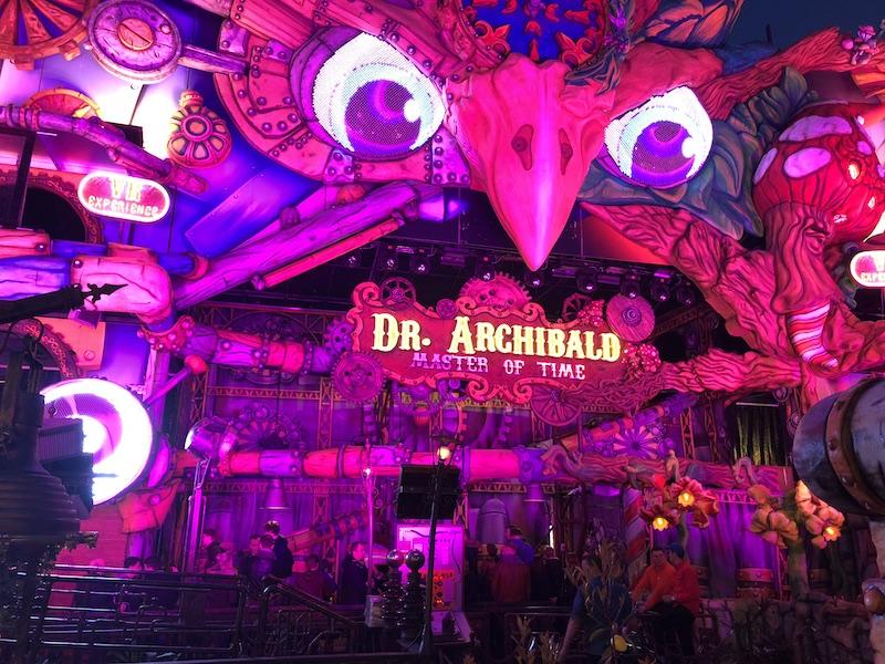 Dr. Archibald Hamburger DOm