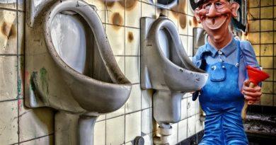Hygiene auf dem Hamburger Dom