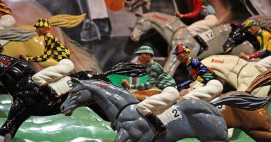 Pferderennen Hamburger Dom