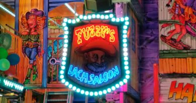 Fuzzy`s Lachsaloon