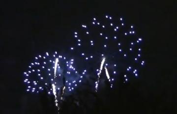 Feuerwerk Hamburg Dom