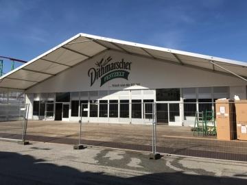 Dithmarschen Festzelt Hamburger Frühlingsdom 2017