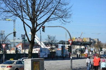 Öffnungszeiten Hamburger Frühlingsdom 2014